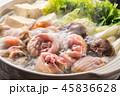 鶏鍋~水炊き 45836628