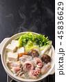 鶏鍋~水炊き 45836629