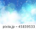 光 輝き 背景素材のイラスト 45839533