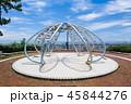諏訪山展望台 愛の鍵モニュメント 展望台の写真 45844276