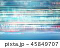 コード バイナリ バイナリーのイラスト 45849707