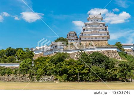 姫路城 45853745