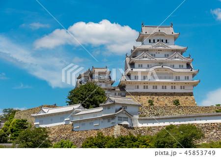 姫路城 45853749