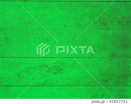 Patterned wooden floor, bright green, stripe strip 45857751