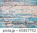 Patterned wooden floor, bright blue, stripe stripe 45857752