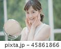 女性 人物 美容の写真 45861866