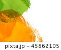 にじみ テクスチャー テキスタイルのイラスト 45862105
