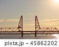 昇開橋 筑後川 橋の写真 45862202