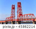昇開橋 筑後川 橋の写真 45862214