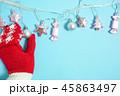クリスマス 飾り デコレーションの写真 45863497