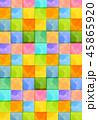 水彩 テクスチャー 背景素材のイラスト 45865920