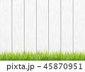 白木 草 背景素材のイラスト 45870951
