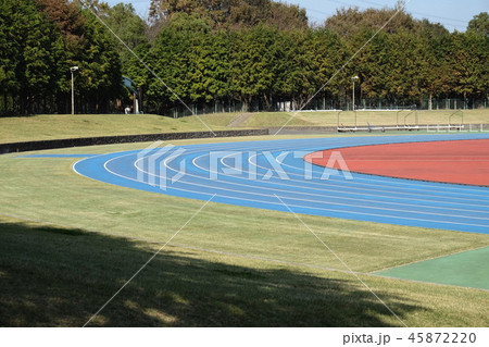 陸上競技場 トラック 白井運動公園(千葉県) 45872220
