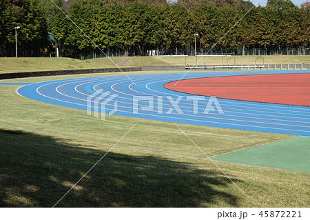 陸上競技場 トラック 白井運動公園(千葉県) 45872221