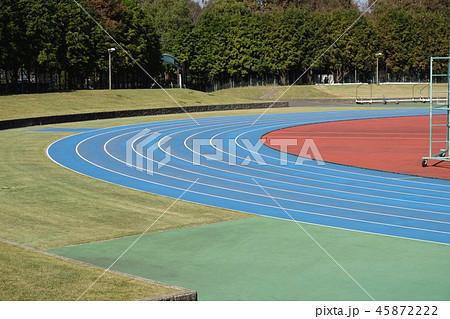 陸上競技場 トラック 白井運動公園(千葉県) 45872222