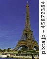 パリ エッフェル塔 45872384