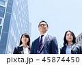 ビジネスチーム 45874450