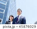 ビジネスチーム 45876029