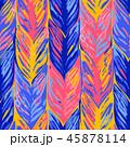 カラー 色 色彩のイラスト 45878114