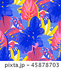 カラー 色 色彩のイラスト 45878703