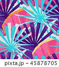 カラー 色 色彩のイラスト 45878705
