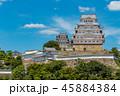 姫路城 城 天守閣の写真 45884384