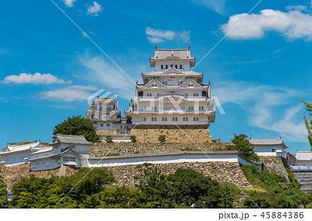 姫路城 45884386