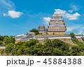 姫路城 城 天守閣の写真 45884388