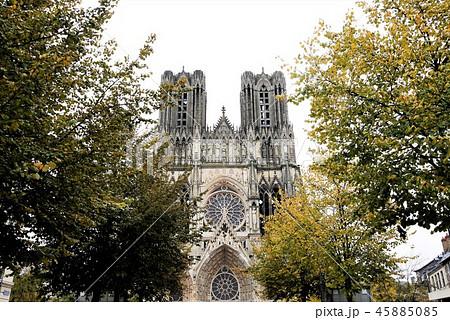 Cathedrale Notre-Dame de Reims ランス・ノートルダム大聖堂 45885085