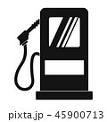 ベクトル 黒色 黒のイラスト 45900713