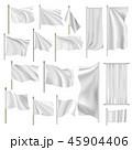 旗 フラッグ フラグのイラスト 45904406