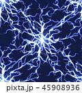エレクトリック 電光 稲光のイラスト 45908936