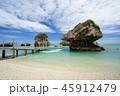 海沿い 沿岸 沖合の写真 45912479