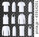 ベクトル 服 服装のイラスト 45914201
