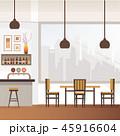 飲食店 酒場 パブのイラスト 45916604
