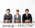 ビジネスマン ビジネスウーマン ビジネスの写真 45917387
