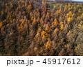 晩秋の空撮 45917612