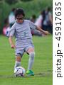 サッカー フットボール 45917635