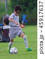 サッカー フットボール 45917637