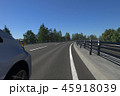 高速道路を走る 45918039