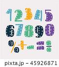 標識 看板 サインのイラスト 45926871