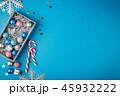クリスマス デコレーション 装飾の写真 45932222