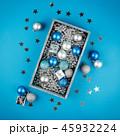 バックグラウンド 背景 クリスマスの写真 45932224