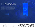 Business and finance - 5G network 45937263