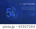 Business and finance - 5G network 45937264