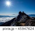 山 風景 晴れの写真 45947624