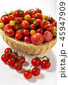トマト ミニトマト プチトマトの写真 45947909