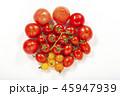 トマト ミニトマト プチトマトの写真 45947939