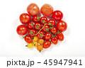 トマト ミニトマト プチトマトの写真 45947941
