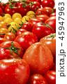 トマト ミニトマト プチトマトの写真 45947963